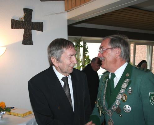 60.jähriges Priesterjubiläum 2014