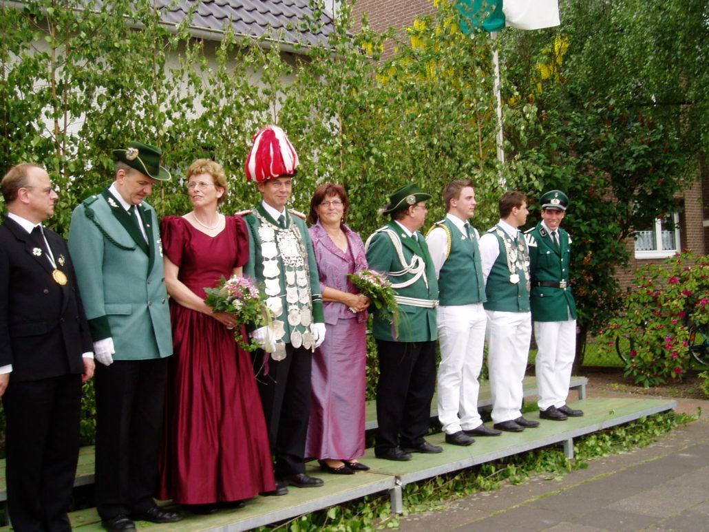 Höffges Duisburg das chronikjahr 2006 schuetzenbruderschaft serm de
