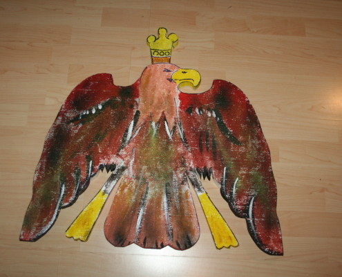 Styroporvogel 2016